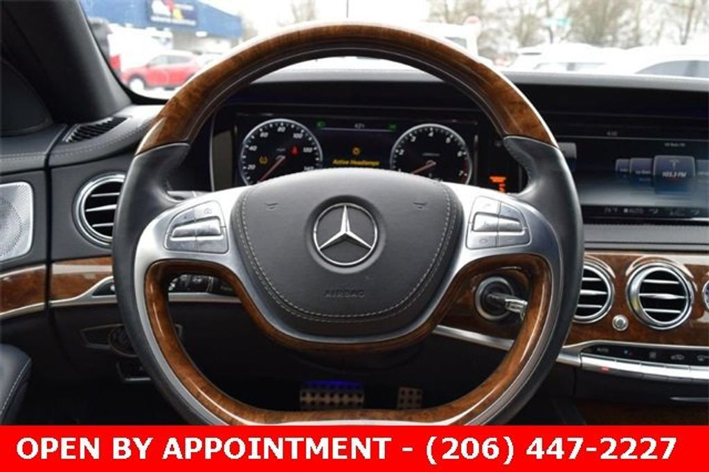 2015 Mercedes-Benz S-Class 4dr Sedan S 550 4MATIC - 18611243 - 17