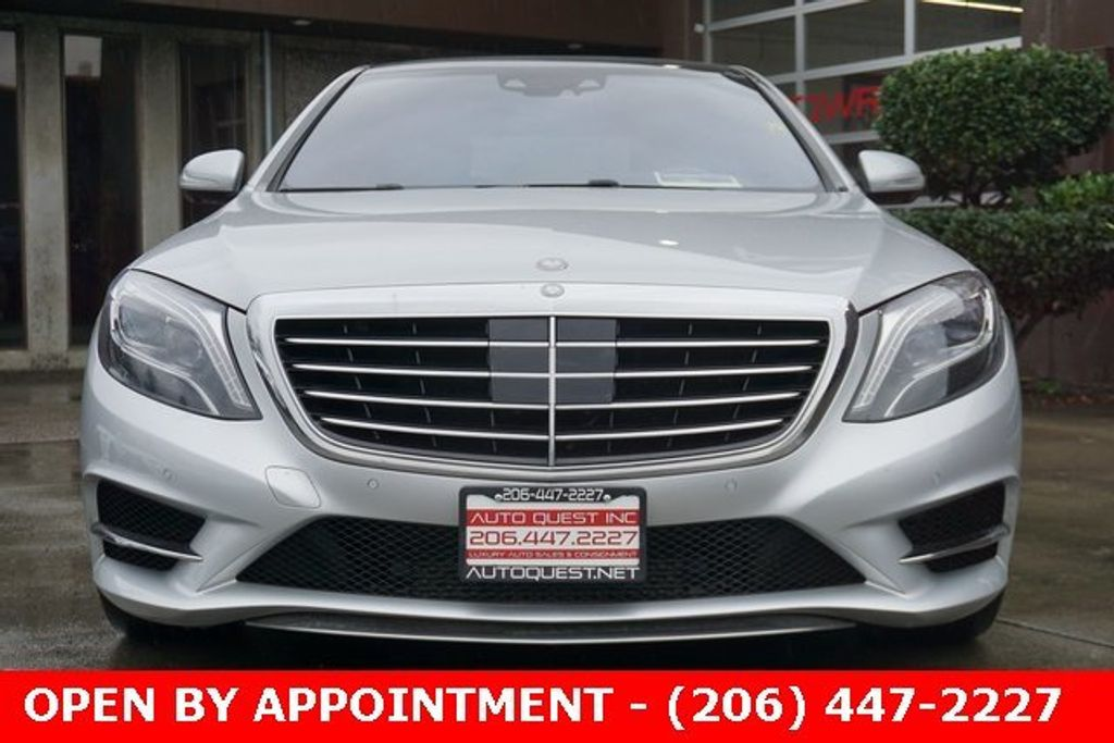 2015 Mercedes-Benz S-Class 4dr Sedan S 550 4MATIC - 18611243 - 1
