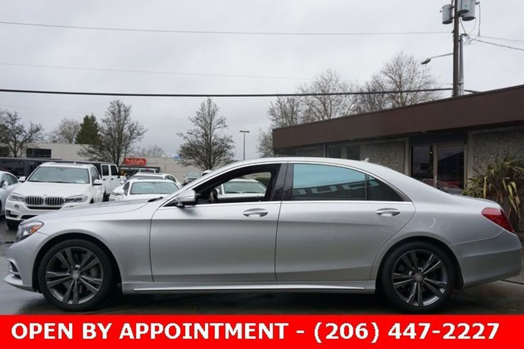 2015 Mercedes-Benz S-Class 4dr Sedan S 550 4MATIC - 18611243 - 3