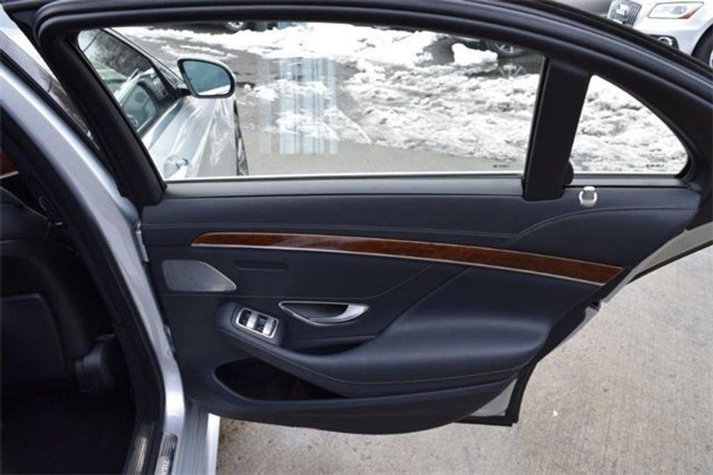 2015 Mercedes-Benz S-Class 4dr Sedan S 550 4MATIC - 18611243 - 42