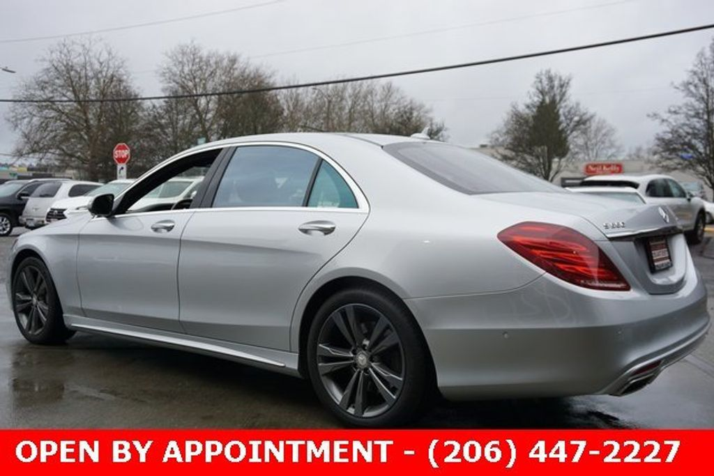 2015 Mercedes-Benz S-Class 4dr Sedan S 550 4MATIC - 18611243 - 4