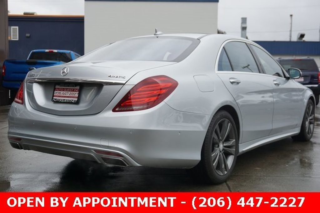 2015 Mercedes-Benz S-Class 4dr Sedan S 550 4MATIC - 18611243 - 6
