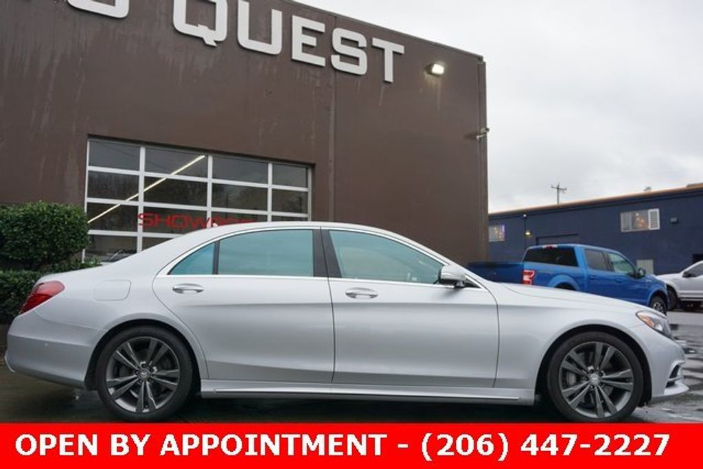 2015 Mercedes-Benz S-Class 4dr Sedan S 550 4MATIC - 18611243 - 7
