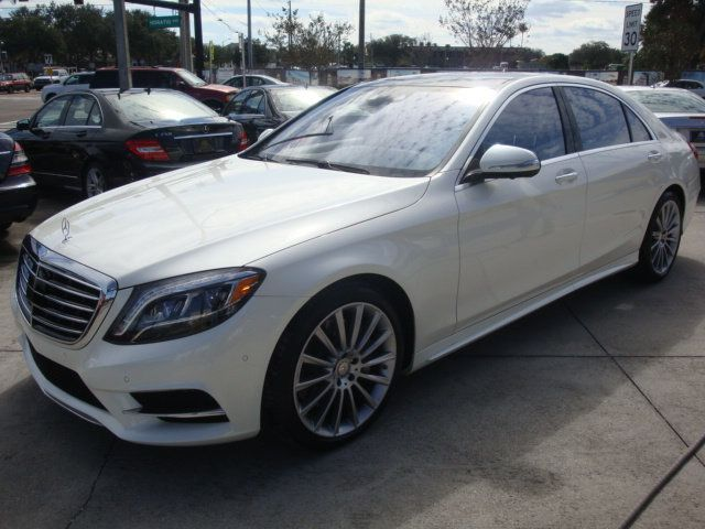 2015 Mercedes-Benz S-Class 4dr Sedan S550 4MATIC - 14694562 - 1