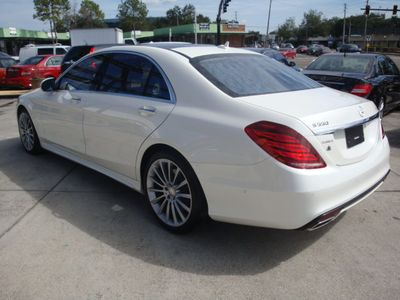 2015 Mercedes-Benz S-Class 4dr Sedan S550 4MATIC - Click to see full-size photo viewer