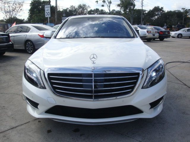 2015 Mercedes-Benz S-Class 4dr Sedan S550 4MATIC - 14694562 - 37