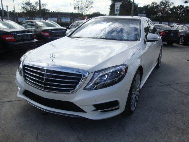 2015 Mercedes-Benz S-Class 4dr Sedan S550 4MATIC - 14694562 - 38