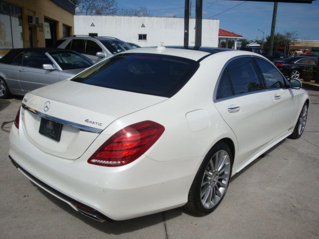 2015 Mercedes-Benz S-Class 4dr Sedan S550 4MATIC - 14694562 - 3