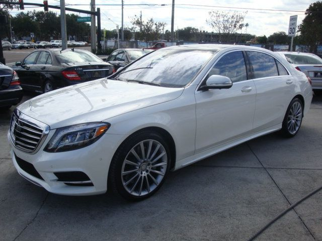 2015 Mercedes-Benz S-Class 4dr Sedan S550 4MATIC - 14694562 - 39