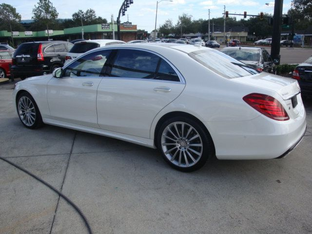 2015 Mercedes-Benz S-Class 4dr Sedan S550 4MATIC - 14694562 - 42