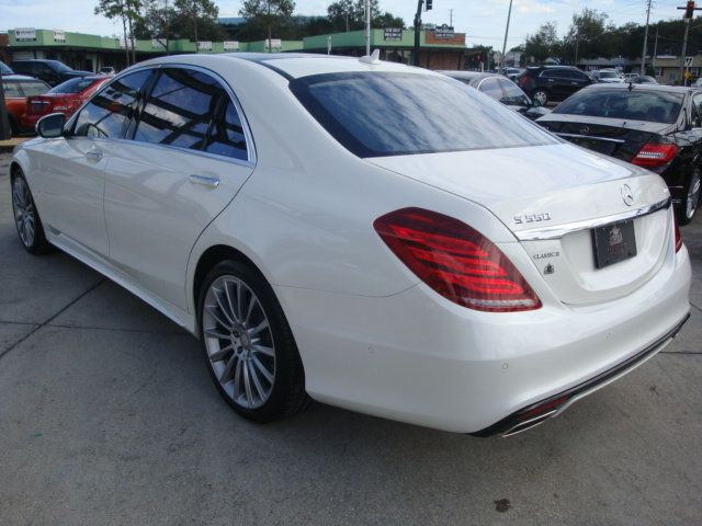 2015 Mercedes-Benz S-Class 4dr Sedan S550 4MATIC - 14694562 - 43