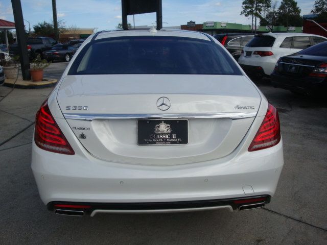 2015 Mercedes-Benz S-Class 4dr Sedan S550 4MATIC - 14694562 - 44