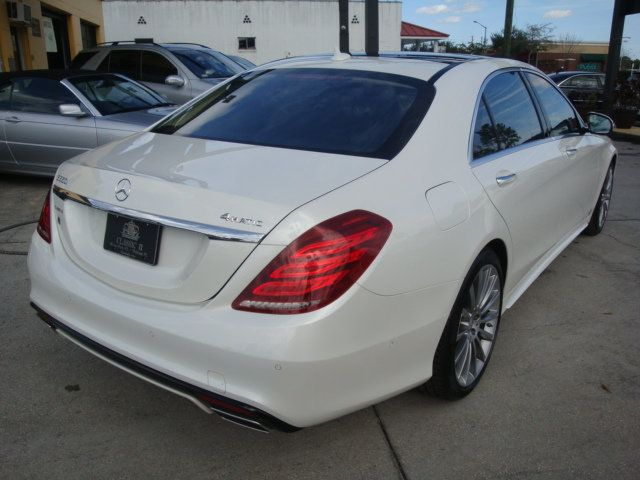 2015 Mercedes-Benz S-Class 4dr Sedan S550 4MATIC - 14694562 - 45