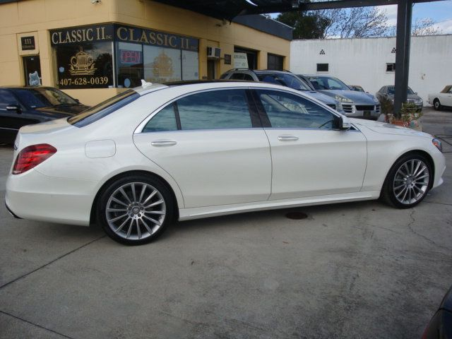 2015 Mercedes-Benz S-Class 4dr Sedan S550 4MATIC - 14694562 - 47