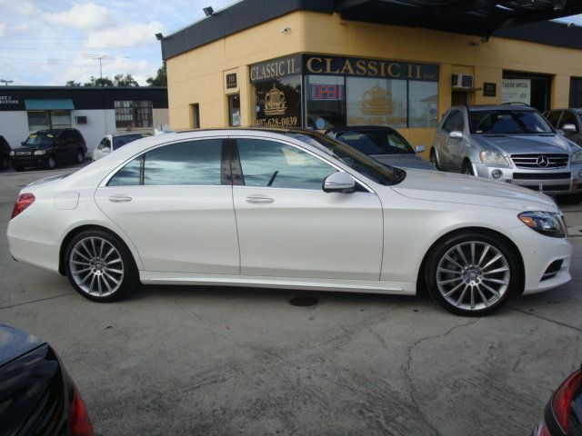 2015 Mercedes-Benz S-Class 4dr Sedan S550 4MATIC - 14694562 - 48