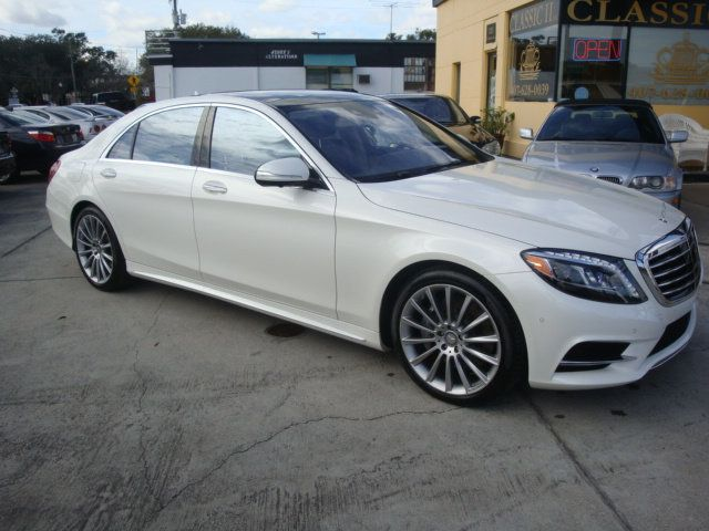 2015 Mercedes-Benz S-Class 4dr Sedan S550 4MATIC - 14694562 - 49