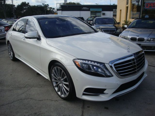 2015 Mercedes-Benz S-Class 4dr Sedan S550 4MATIC - 14694562 - 50