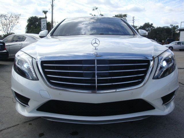 2015 Mercedes-Benz S-Class 4dr Sedan S550 4MATIC - 14694562 - 51