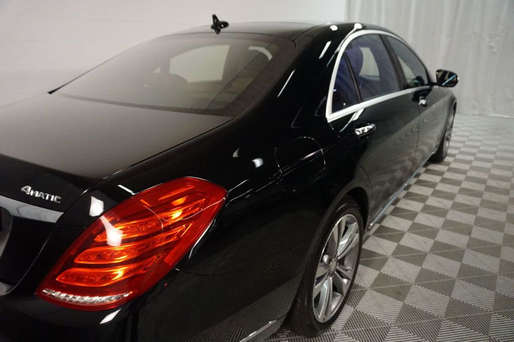 2015 Mercedes-Benz S-Class 4dr Sedan S 550 4MATIC - 18178712 - 9