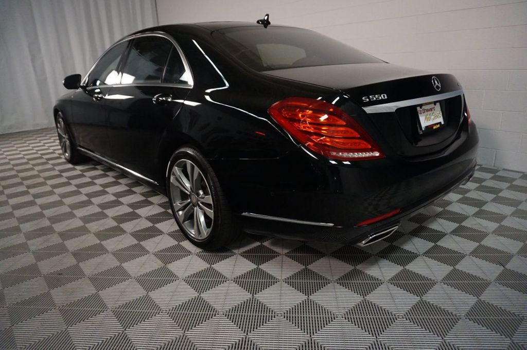 2015 Mercedes-Benz S-Class 4dr Sedan S 550 4MATIC - 18178712 - 4