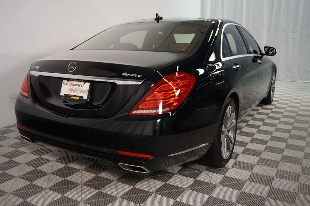 2015 Mercedes-Benz S-Class 4dr Sedan S 550 4MATIC - 18178712 - 5