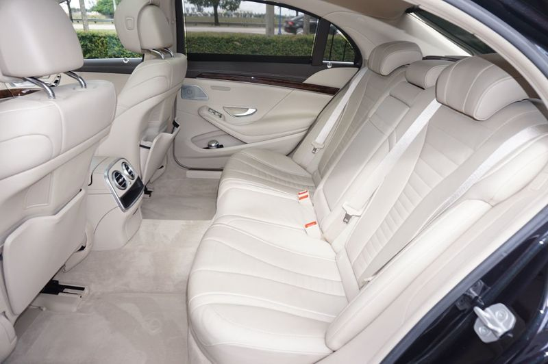 2015 Mercedes-Benz S-Class 4dr Sedan S 550 RWD - Click to see full-size photo viewer