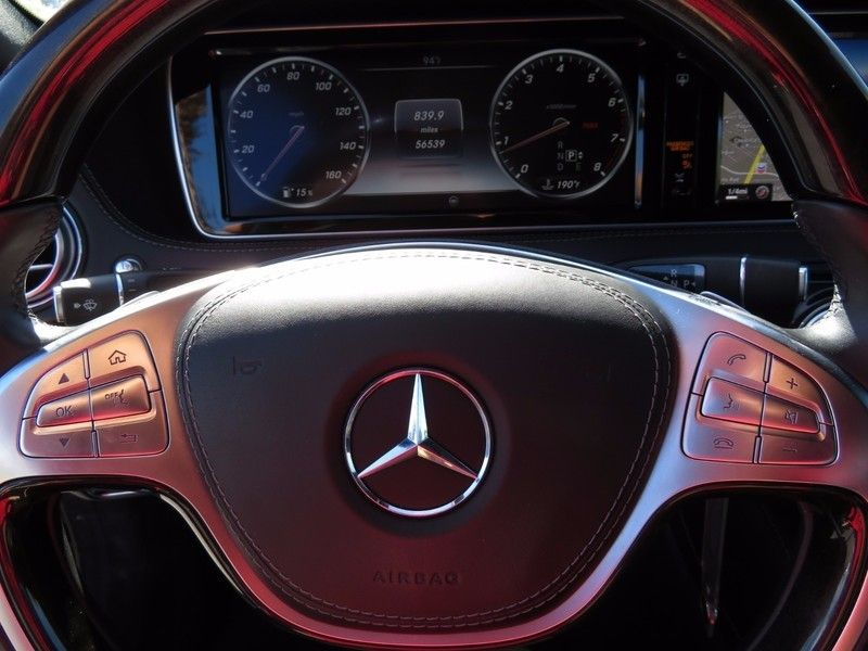 2015 Mercedes-Benz S-Class 4dr Sedan S 550 RWD - 16730625 - 20