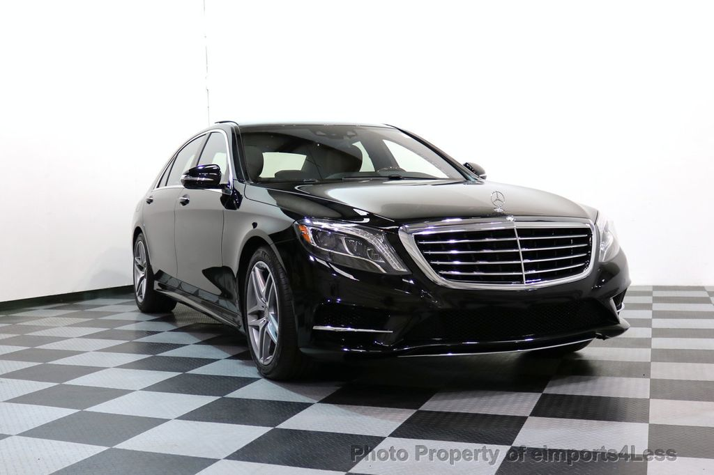 2015 Mercedes-Benz S-Class CERTIFIED S550 4Matic AMG Sport Package AWD PANO LED NAVI - 17425253 - 15