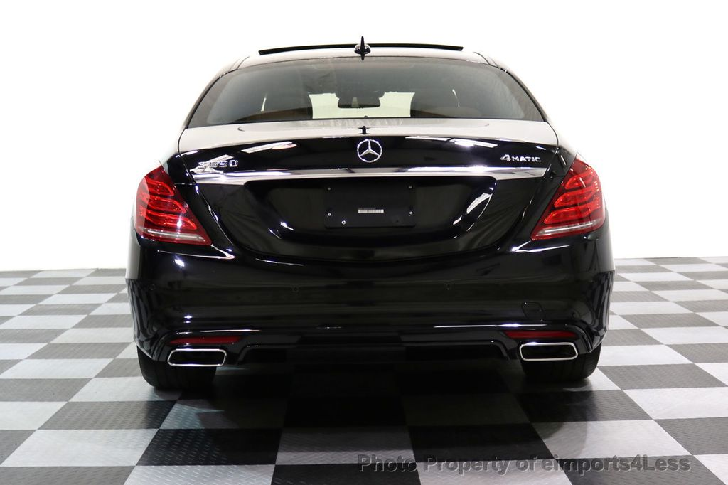 2015 Mercedes-Benz S-Class CERTIFIED S550 4Matic AMG Sport Package AWD PANO LED NAVI - 17425253 - 17