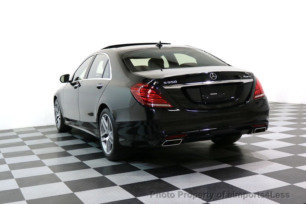 2015 Mercedes-Benz S-Class CERTIFIED S550 4Matic AMG Sport Package AWD PANO LED NAVI - 17425253 - 2