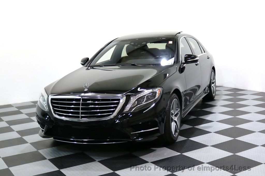 2015 Mercedes-Benz S-Class CERTIFIED S550 4Matic AMG Sport Package AWD PANO LED NAVI - 17425253 - 30