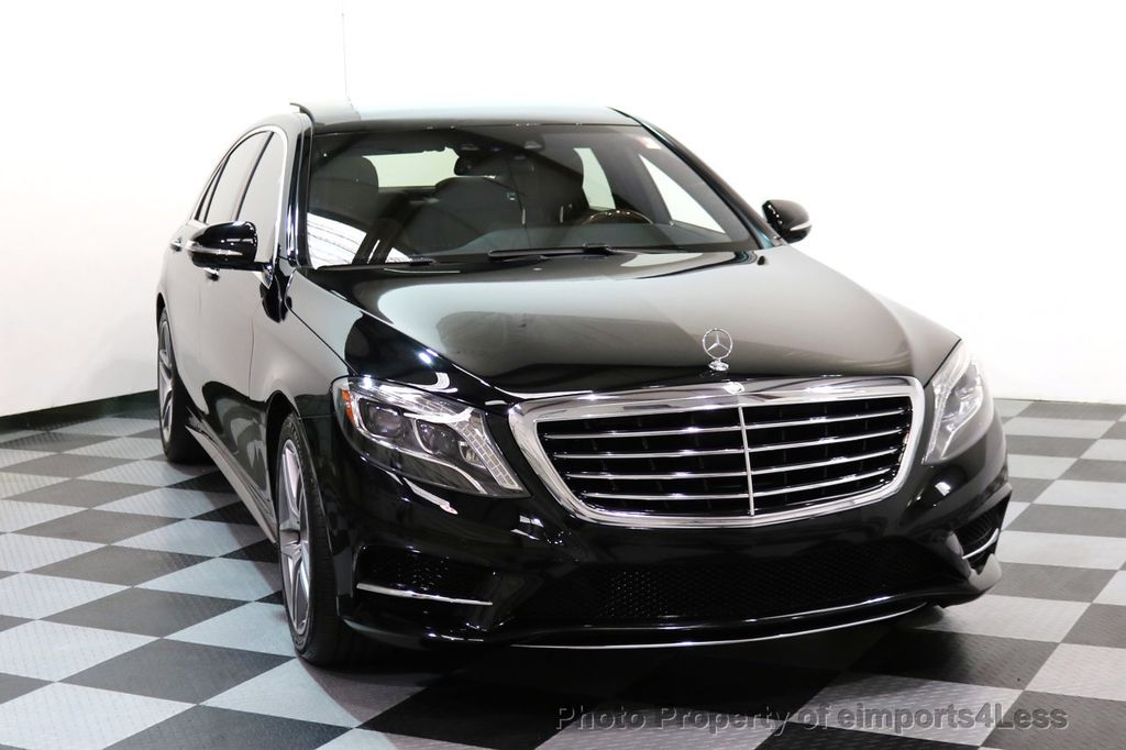 2015 Mercedes-Benz S-Class CERTIFIED S550 4Matic AMG Sport Package AWD PANO LED NAVI - 17425253 - 31