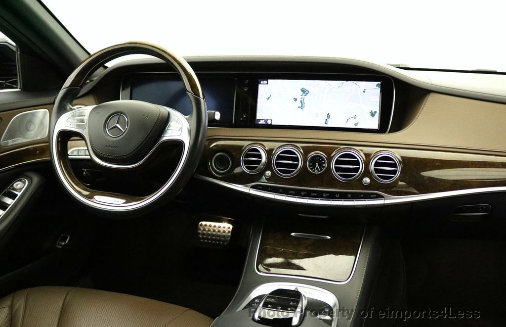 2015 Mercedes-Benz S-Class CERTIFIED S550 4Matic AMG Sport Package AWD PANO LED NAVI - 17425253 - 36
