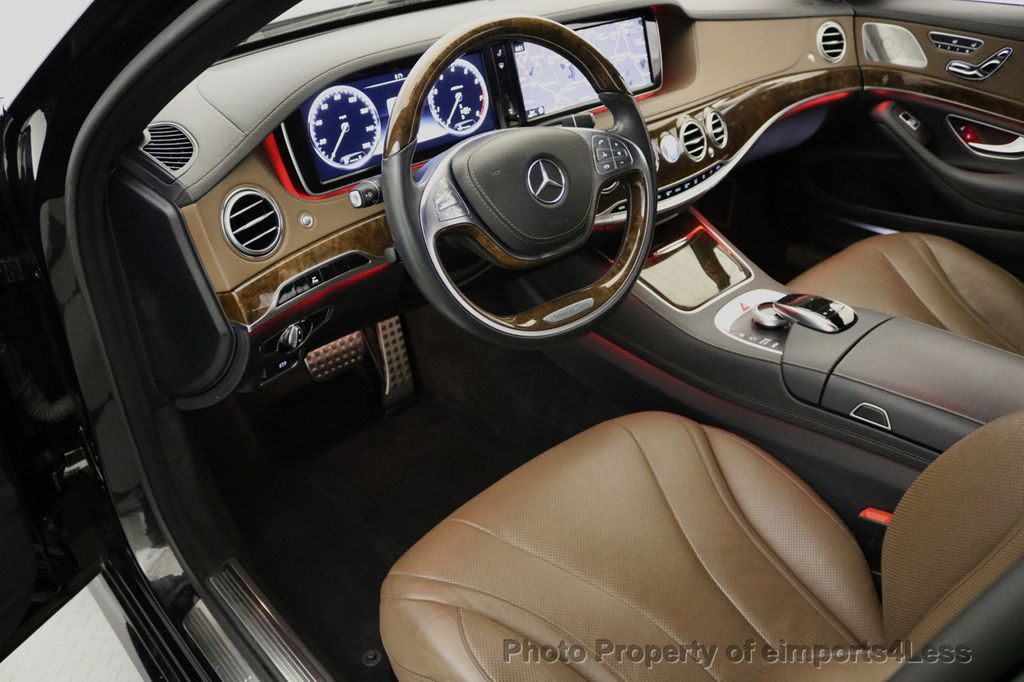 2015 Mercedes-Benz S-Class CERTIFIED S550 4Matic AMG Sport Package AWD PANO LED NAVI - 17425253 - 44