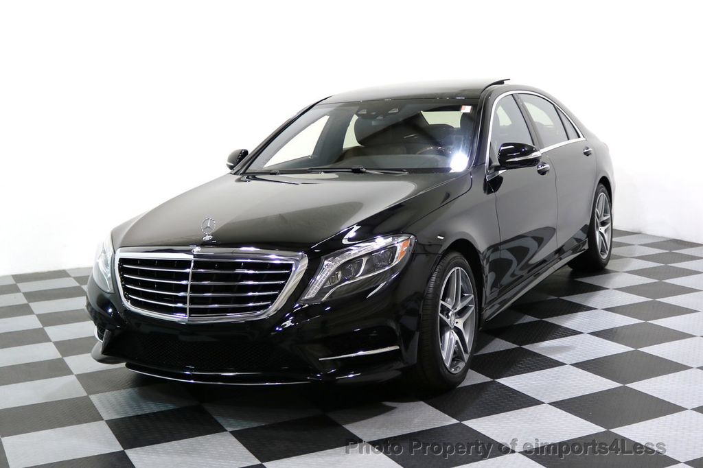 2015 Mercedes-Benz S-Class CERTIFIED S550 4Matic AMG Sport Package AWD PANO LED NAVI - 17425253 - 49