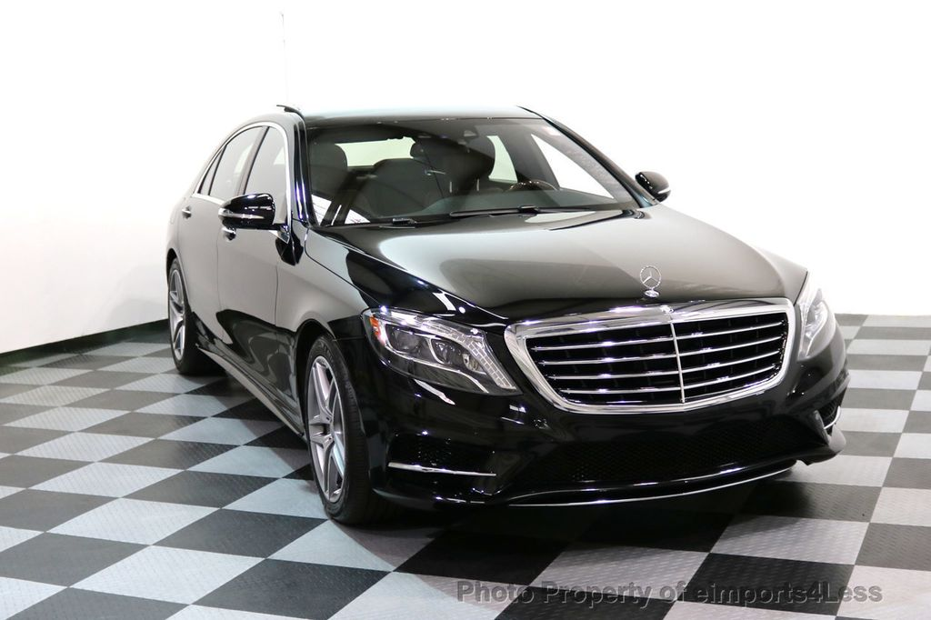 2015 Mercedes-Benz S-Class CERTIFIED S550 4Matic AMG Sport Package AWD PANO LED NAVI - 17425253 - 50