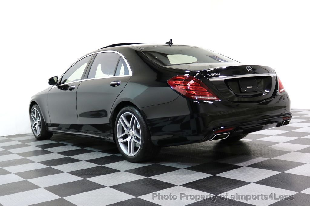 2015 Mercedes-Benz S-Class CERTIFIED S550 4Matic AMG Sport Package AWD PANO LED NAVI - 17425253 - 51