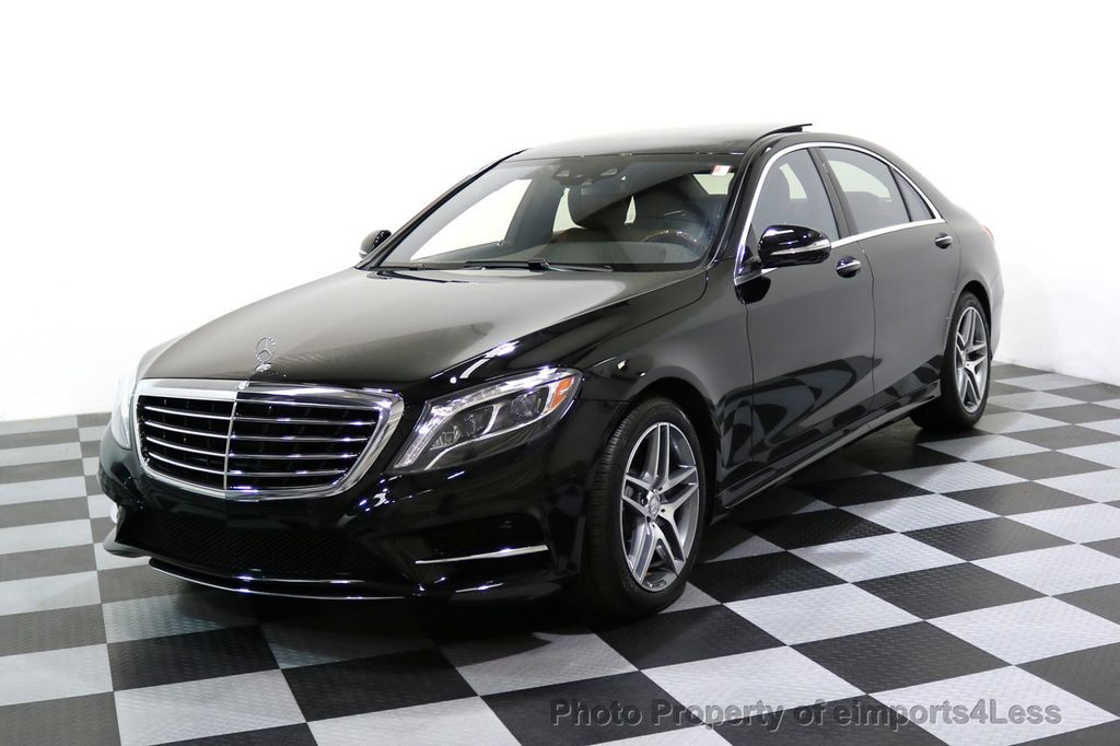 2015 Mercedes-Benz S-Class CERTIFIED S550 4Matic AMG Sport Package AWD PANO LED NAVI - 17425253 - 53