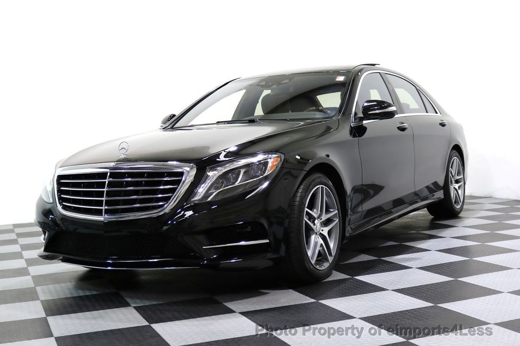 2015 Mercedes-Benz S-Class CERTIFIED S550 4Matic AMG Sport Package AWD PANO LED NAVI - 17425253 - 54