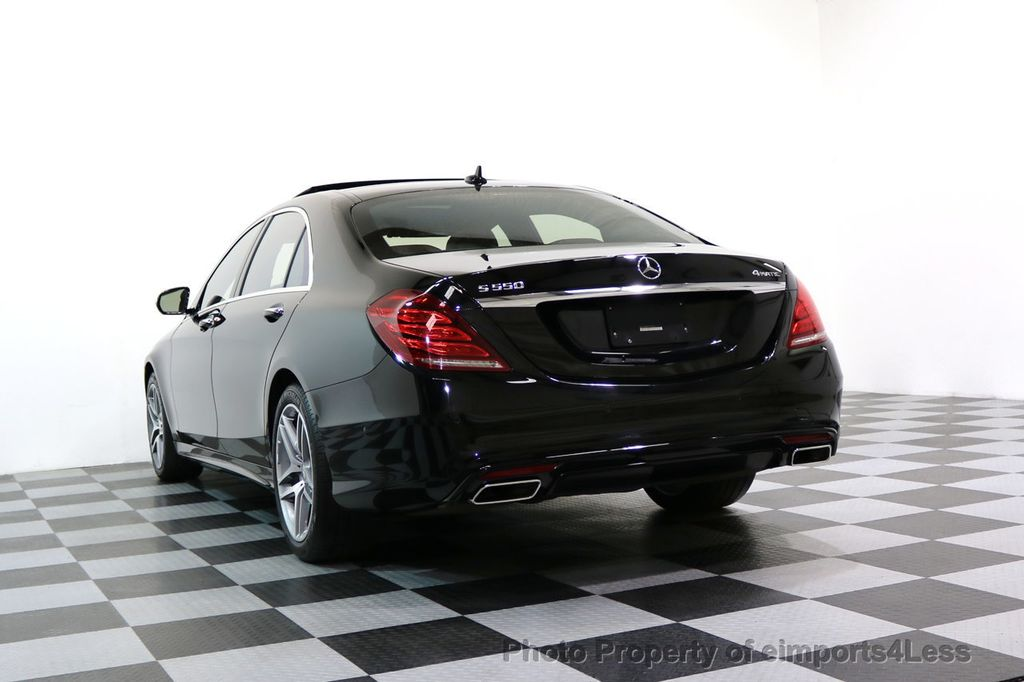 2015 Mercedes-Benz S-Class CERTIFIED S550 4Matic AMG Sport Package AWD PANO LED NAVI - 17425253 - 55