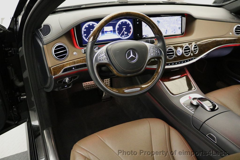 2015 Mercedes-Benz S-Class CERTIFIED S550 4Matic AMG Sport Package AWD PANO LED NAVI - 17425253 - 7