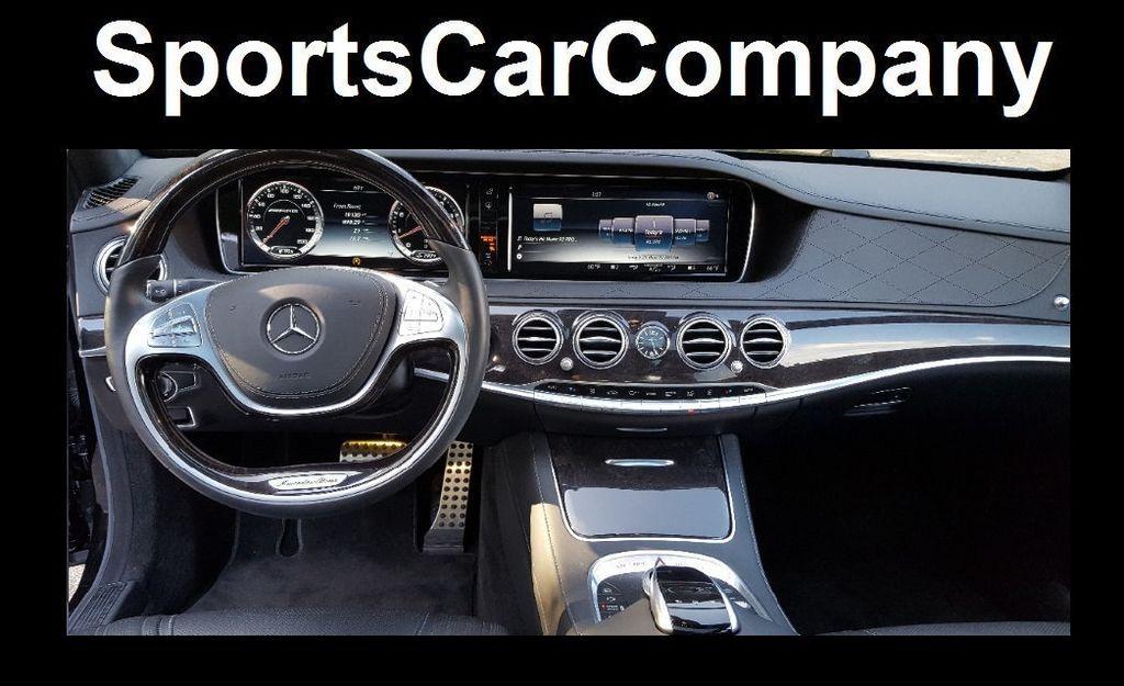 2015 Mercedes-Benz S-Class S63 AMG - 16775290 - 9