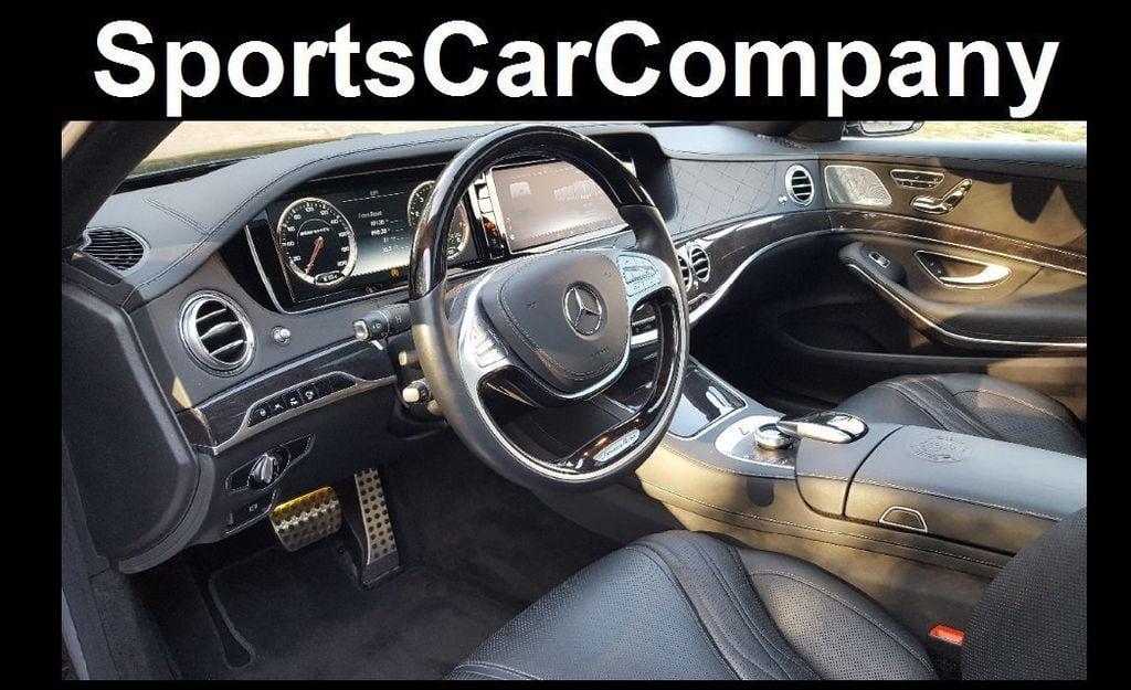 2015 Mercedes-Benz S-Class S63 AMG - 16775290 - 10