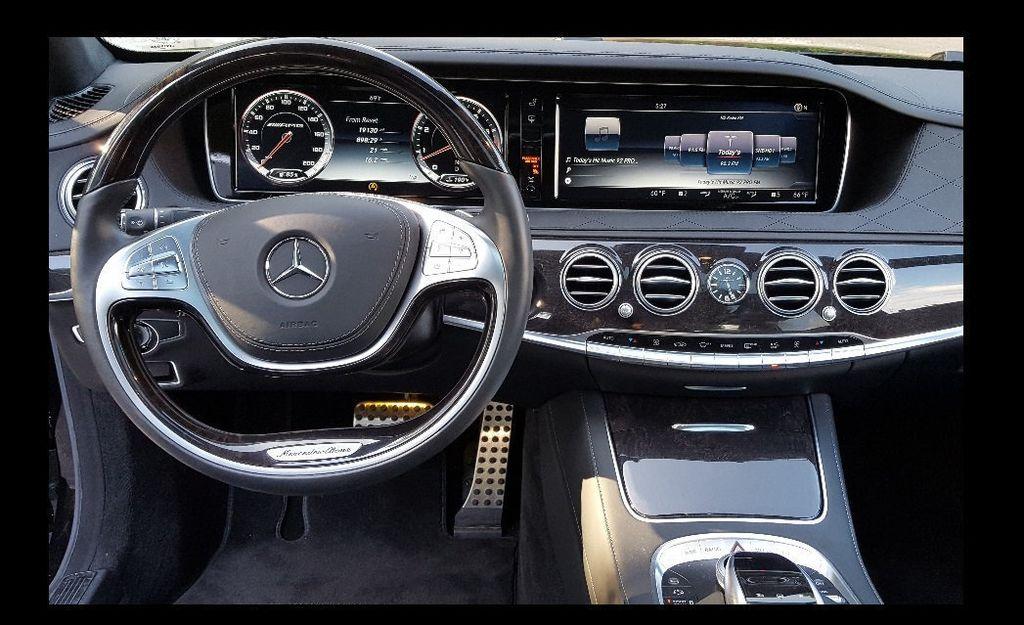 2015 Mercedes-Benz S-Class S63 AMG - 16775290 - 11