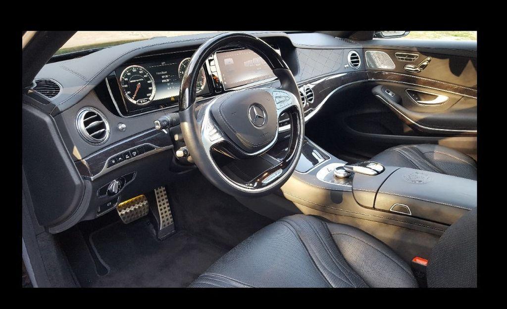 2015 Mercedes-Benz S-Class S63 AMG - 16775290 - 13