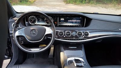 2015 Mercedes-Benz  S63 AMG - Click to see full-size photo viewer