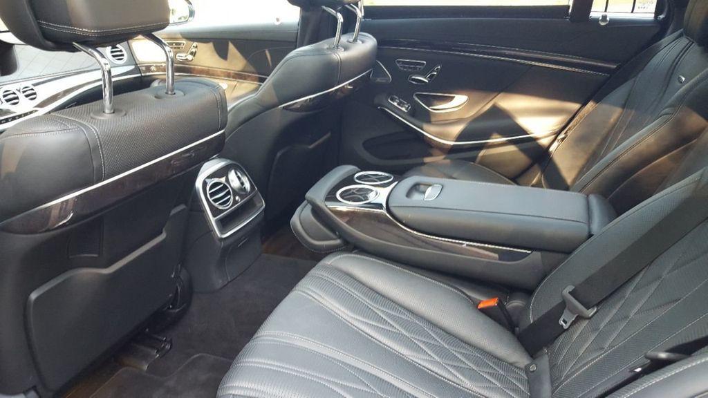 2015 Mercedes-Benz S-Class S63 AMG - 16775290 - 15