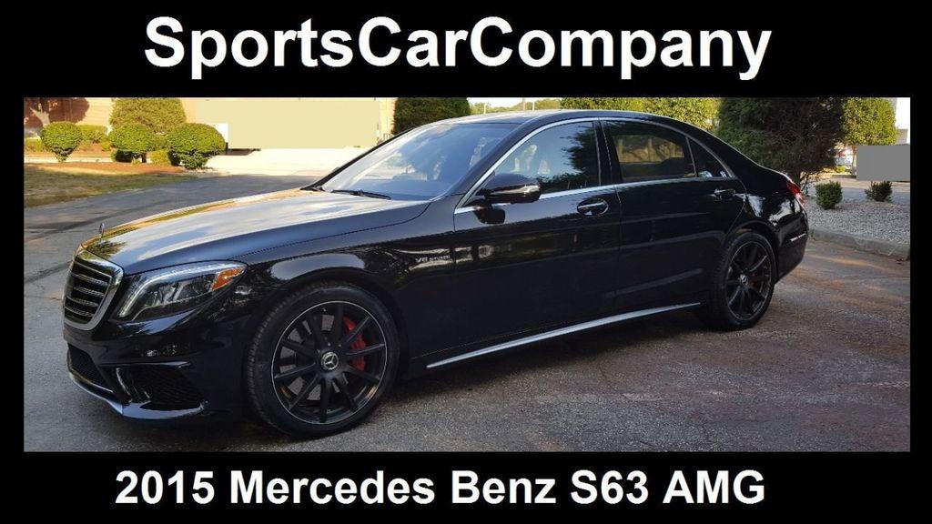 2015 Mercedes-Benz S-Class S63 AMG - 16775290 - 22
