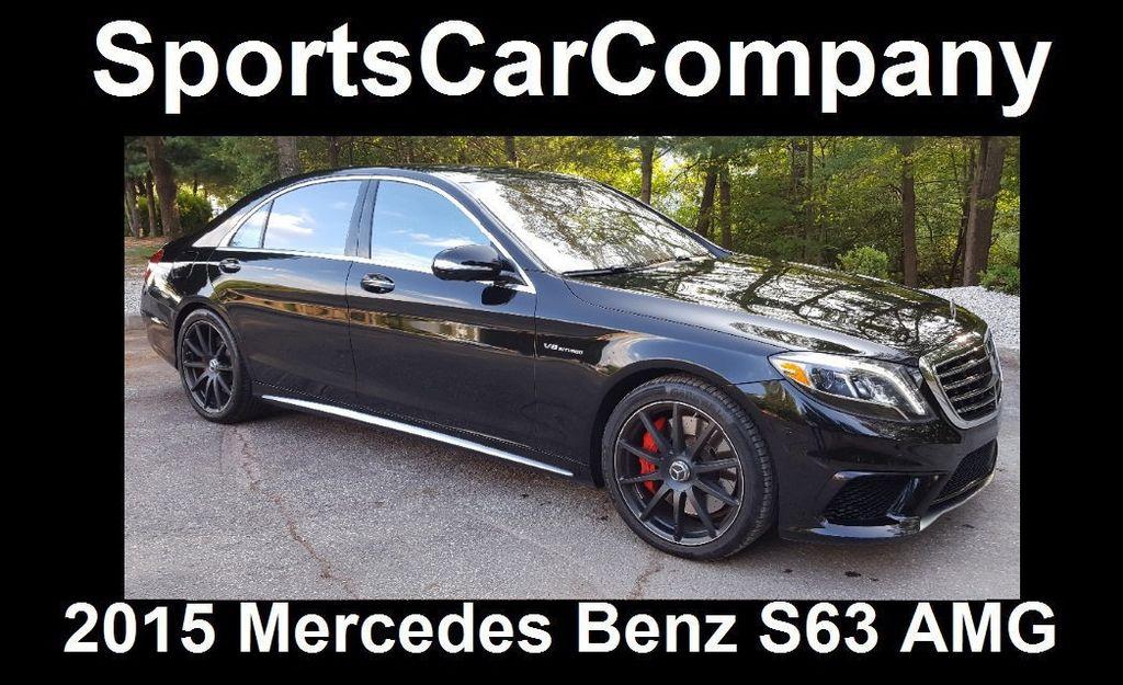 2015 Mercedes-Benz S-Class S63 AMG - 16775290 - 23