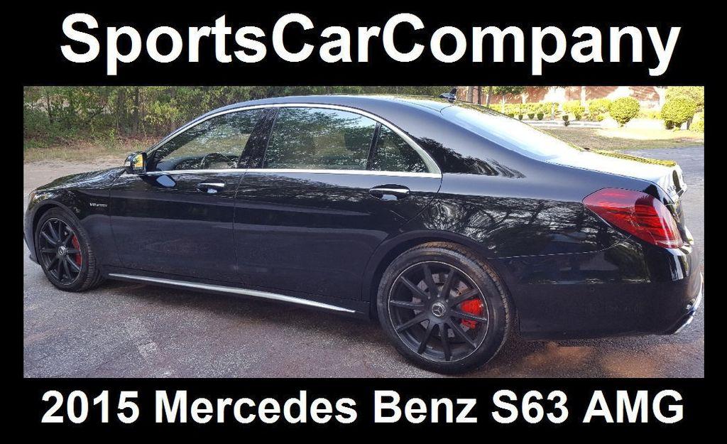 2015 Mercedes-Benz S-Class S63 AMG - 16775290 - 3